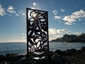 "Original sculpture ""The Salish Sea"""