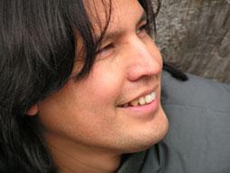 American First Nations Coast Salish Artist Chris Paul